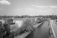 Site of Monton Mill 2003